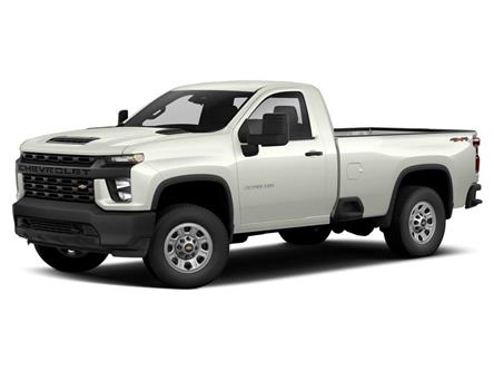 2020 Chevrolet Silverado 3500HD Chassis LT (Stk: LF302160) in Calgary - Image 1 of 2