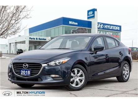 2018 Mazda Mazda3 GX (Stk: 189366) in Milton - Image 1 of 17