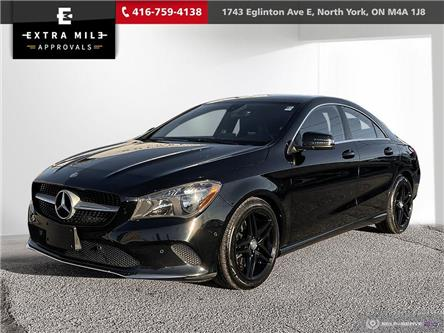 2017 Mercedes-Benz CLA 250 Base (Stk: SP0596) in North York - Image 1 of 25