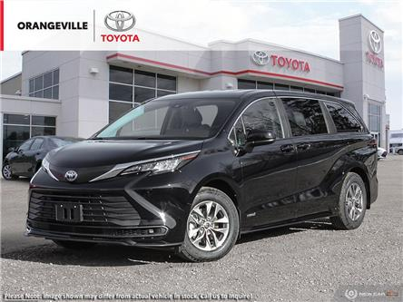 2021 Toyota Sienna LE 8-Passenger (Stk: 21192) in Orangeville - Image 1 of 23