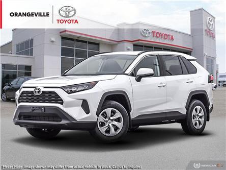 2021 Toyota RAV4 LE (Stk: 21195) in Orangeville - Image 1 of 23