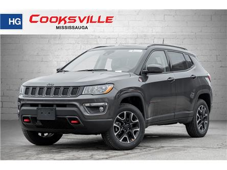 2021 Jeep Compass Trailhawk (Stk: MT552567) in Mississauga - Image 1 of 23
