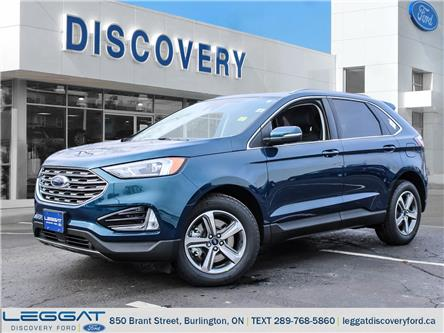 2020 Ford Edge SEL (Stk: ED20-65073) in Burlington - Image 1 of 26