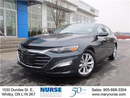 2021 Chevrolet Malibu LT (Stk: 21N014) in Whitby - Image 1 of 27
