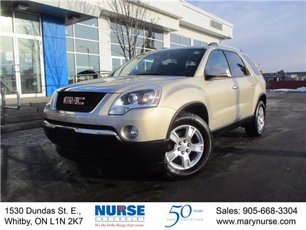 2011 GMC Acadia SLE (Stk: 21K084A) in Whitby - Image 1 of 26
