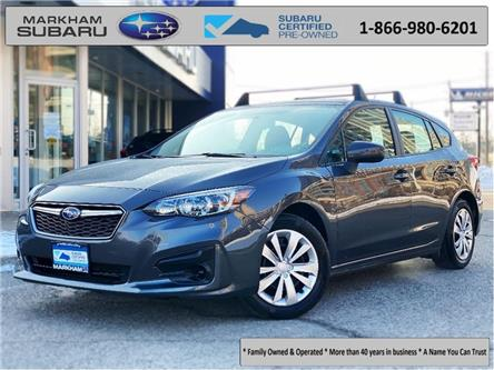 2019 Subaru Impreza Convenience (Stk: U-2453) in Markham - Image 1 of 27