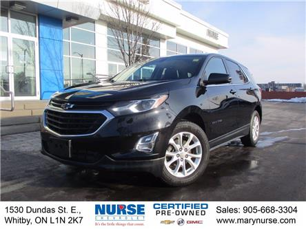 2018 Chevrolet Equinox LT (Stk: 10X452) in Whitby - Image 1 of 29