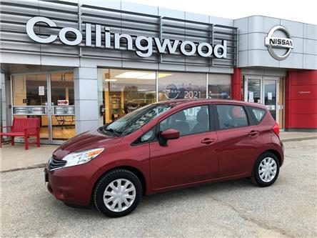 2016 Nissan Versa Note 1.6 SV (Stk: 4664A) in Collingwood - Image 1 of 22