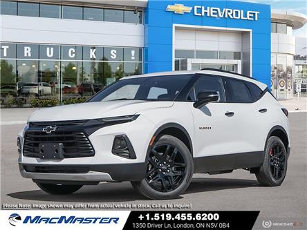 2021 Chevrolet Blazer LT (Stk: 210335) in London - Image 1 of 23