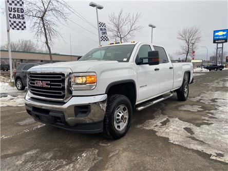 2015 GMC Sierra 2500HD WT (Stk: 8789) in Thunder Bay - Image 1 of 19