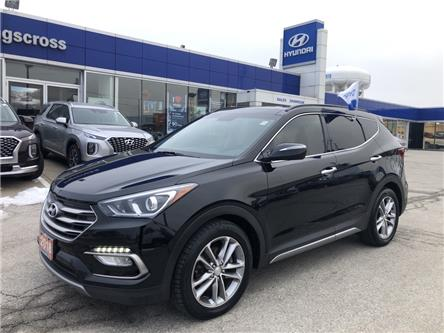 2018 Hyundai Santa Fe Sport 2.0T Limited (Stk: 30705A) in Scarborough - Image 1 of 20
