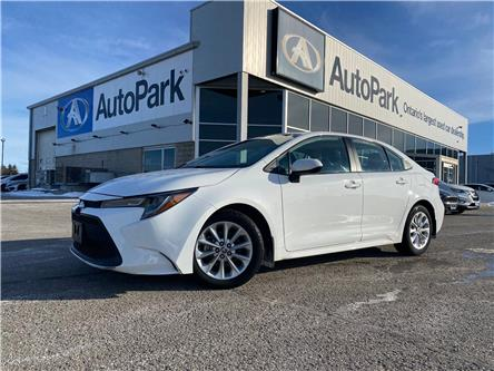 2020 Toyota Corolla LE (Stk: 20-13756RJB) in Barrie - Image 1 of 26