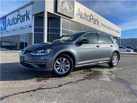 2019 Volkswagen Golf 1.4 TSI Comfortline (Stk: 19-21728RJB) in Barrie - Image 1 of 23