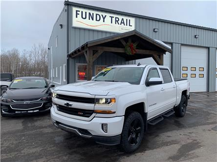 2018 Chevrolet Silverado 1500 2LT (Stk: 1899a) in Sussex - Image 1 of 10