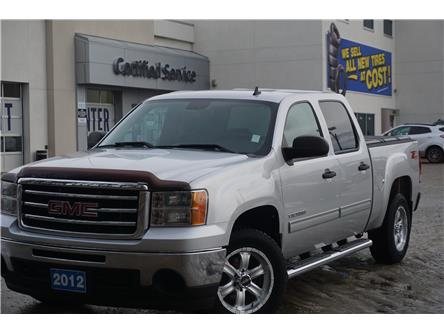 2012 GMC Sierra 1500 SLE (Stk: P3635A) in Salmon Arm - Image 1 of 22