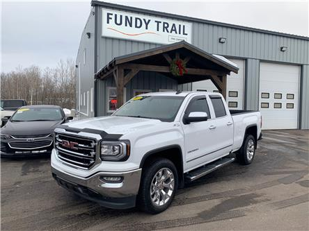 2017 GMC Sierra 1500 SLT (Stk: 21075a) in Sussex - Image 1 of 11