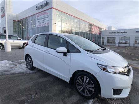 2017 Honda Fit SE (Stk: 210234A) in Calgary - Image 1 of 23