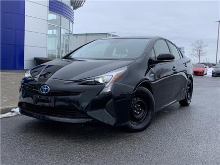 2018 Toyota Prius Base (Stk: A0491) in Ottawa - Image 1 of 10