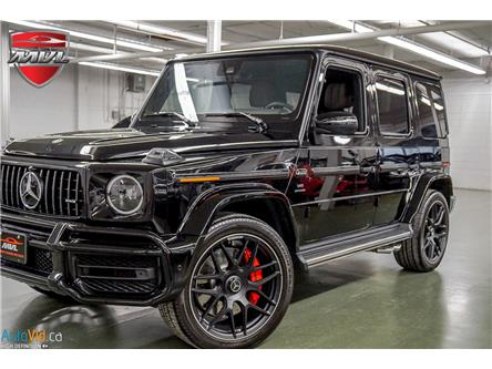 2020 Mercedes-Benz AMG G 63 Base (Stk: ) in Oakville - Image 1 of 33