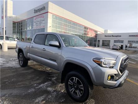2017 Toyota Tacoma Limited (Stk: 210138B) in Calgary - Image 1 of 22