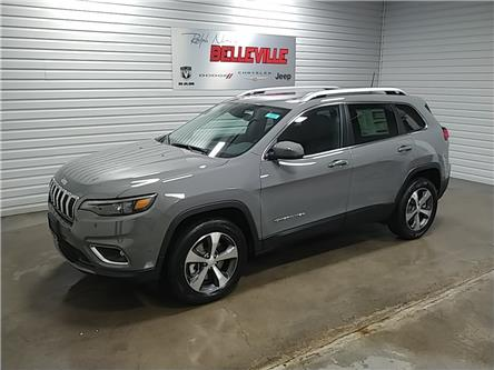 2021 Jeep Cherokee Limited (Stk: 1070) in Belleville - Image 1 of 11