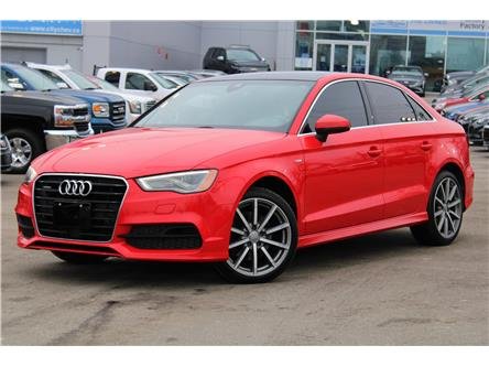 2015 Audi A3 2.0T Technik (Stk: 3021156A) in Toronto - Image 1 of 31