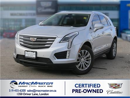 2017 Cadillac XT5 Luxury (Stk: 215023PA) in London - Image 1 of 10