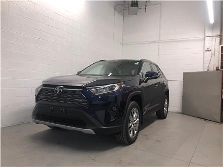 2021 Toyota RAV4 Limited (Stk: TX111) in Cobourg - Image 1 of 10