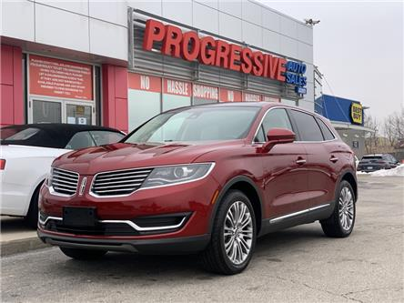 2018 Lincoln MKX Reserve (Stk: JBL14586) in Sarnia - Image 1 of 23