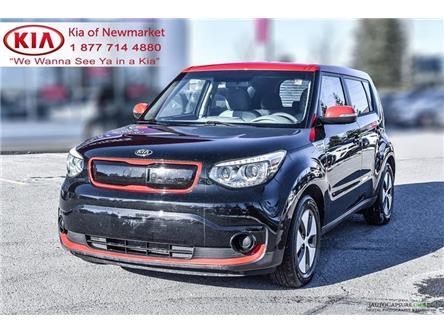 2019 Kia Soul EV EV (Stk: 210081AA) in Newmarket - Image 1 of 22