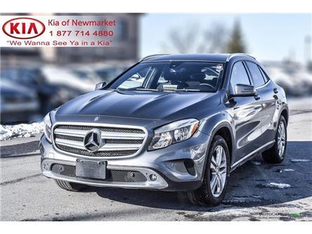 2017 Mercedes-Benz GLA 250 Base (Stk: P1326) in Newmarket - Image 1 of 21