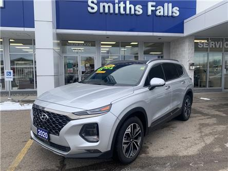 2020 Hyundai Santa Fe Ultimate 2.0 (Stk: P3223) in Smiths Falls - Image 1 of 9