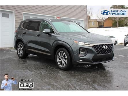 2020 Hyundai Santa Fe Luxury 2.0 (Stk: U2907) in Saint John - Image 1 of 23