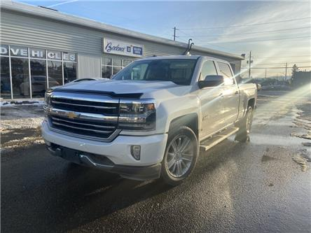 2018 Chevrolet Silverado 1500 High Country (Stk: M119A1) in Thunder Bay - Image 1 of 20