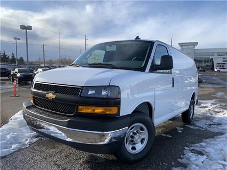 2021 Chevrolet Express 2500 Work Van (Stk: M1186082) in Calgary - Image 1 of 20