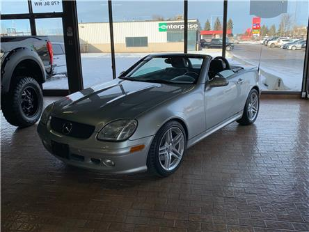 2004 Mercedes-Benz SLK-Class Base (Stk: 7375) in Edmonton - Image 1 of 16