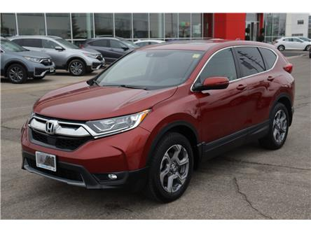 2018 Honda CR-V EX (Stk: P00023) in Brampton - Image 1 of 24
