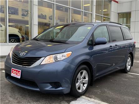 2014 Toyota Sienna LE 8 Passenger (Stk: TW282A) in Cobourg - Image 1 of 25