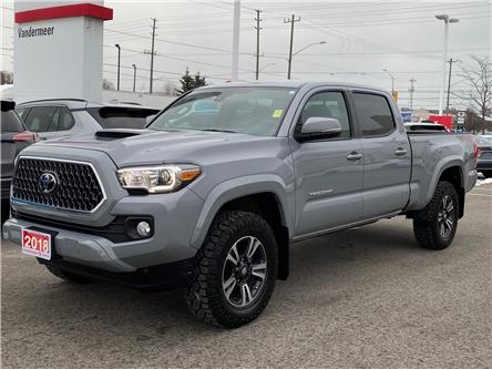 2018 Toyota Tacoma SR5 (Stk: W5248) in Cobourg - Image 1 of 25
