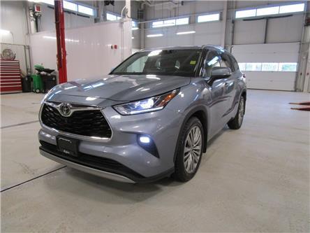 2020 Toyota Highlander Limited (Stk: 7934) in Moose Jaw - Image 1 of 40