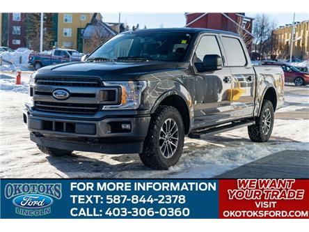 2018 Ford F-150 XLT (Stk: M-305A) in Okotoks - Image 1 of 25