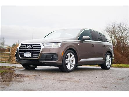 2017 Audi Q7 3.0T Technik (Stk: VW1233) in Vancouver - Image 1 of 26