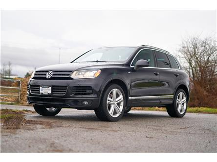 2014 Volkswagen Touareg 3.6L Execline (Stk: VW1224A) in Vancouver - Image 1 of 21