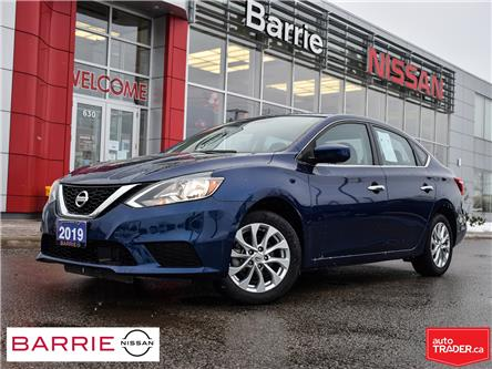 2019 Nissan Sentra 1.8 SV (Stk: 21029A) in Barrie - Image 1 of 26