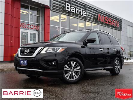 2017 Nissan Pathfinder SL (Stk: P4762) in Barrie - Image 1 of 30