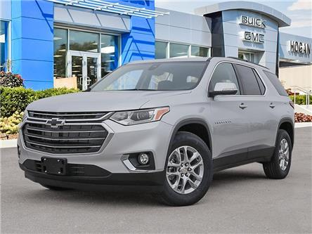 2021 Chevrolet Traverse LT Cloth (Stk: M143892) in Scarborough - Image 1 of 22