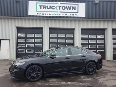 2017 Acura TLX Base (Stk: T0069) in Smiths Falls - Image 1 of 25