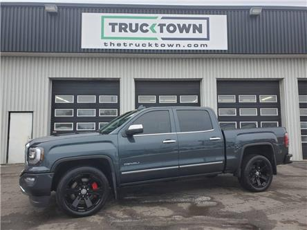 2018 GMC Sierra 1500 Denali (Stk: T0128) in Smiths Falls - Image 1 of 20