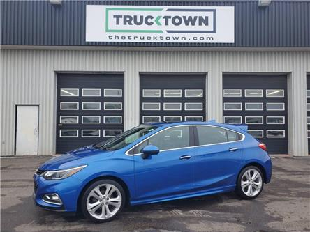 2017 Chevrolet Cruze Hatch Premier Auto (Stk: T0161) in Smiths Falls - Image 1 of 24