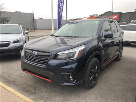 2021 Subaru Forester Sport (Stk: S5707) in St.Catharines - Image 1 of 15
